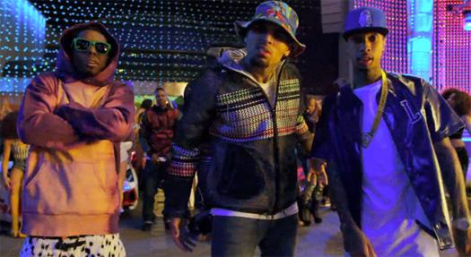 Chris Brown, Lil Wayne & Tyga Loyal Single Nominated 4 Times At The 2014 Soul Train Awards