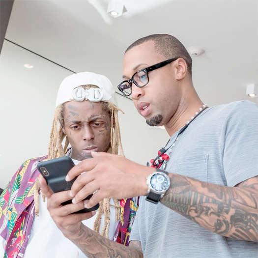 Cortez Bryant Reveals Lil Wayne Has A Scripted TV Series Based On His Gone Til November Book
