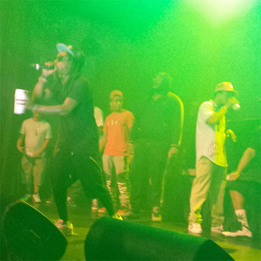 Currensy Brings Out Lil Wayne At His 420 Show In New Orleans