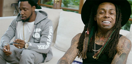 Currensy Says Lil Wayne Will Be A Monster Now He Is An Independent Artist