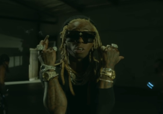 Dame DOLLA Right One Feat Lil Wayne & Mozzy Music Video