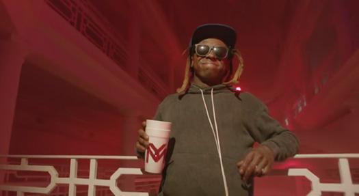 David Guetta Light My Body Up Feat Lil Wayne & Nicki Minaj Music Video