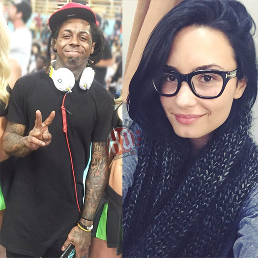 Sneak Peek Of Demi Lovato & Lil Wayne Lonely Collaboration