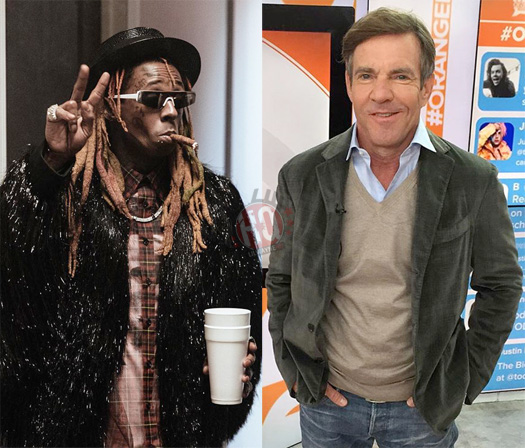 Dennis Quaid Calls Lil Wayne A Poet & The Bob Dylan Of Our Time