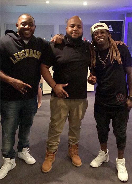 DJ Khaled Announces New Collaboration With Lil Wayne