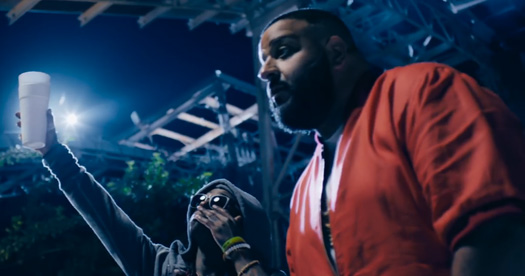 DJ Khaled How Many Times Single Featuring Lil Wayne, Chris Brown & Big Sean Goes Gold