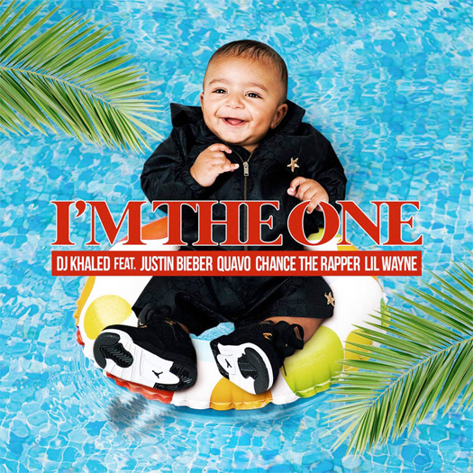 DJ Khaled Reveals Artwork & Announces Release Date For Im The One Featuring Lil Wayne, Justin Bieber, Chance The Rapper & Quavo