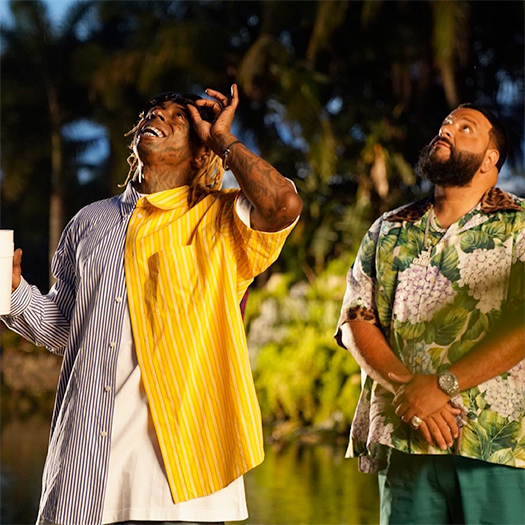 DJ Khaled Shoots New Music Video With Lil Wayne & Jeremih In Miami For Khaled Khaled Album