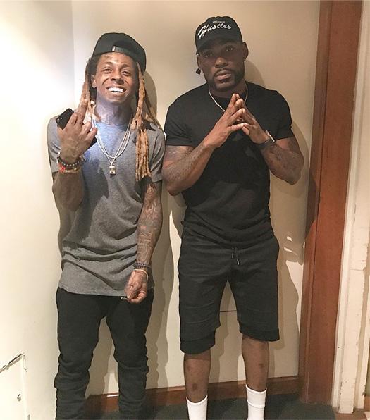 DJ Stevie J Promises 2017 Will Be Lil Wayne Year