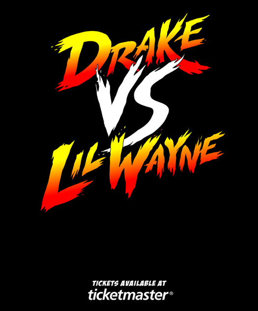 Lil Wayne & Drake Release A Street Fighter Inspired App For Their Battle Tour