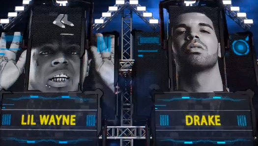 Trailer 2 For The Drake vs Lil Wayne Tour
