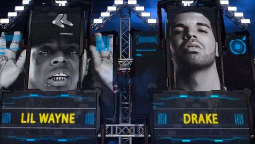 Trailer 2 For The Drake vs Lil Wayne Tour