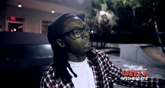 Episode 4 Of Lil Wayne Weezy Wednesdays Series