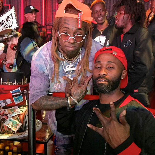 Every Song Minus The Intro From Lil Wayne Tha Carter V Album Has Charted In The Hot 100, Ties A Drake Record