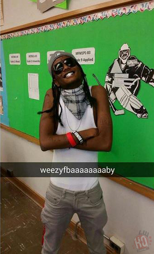 Pictures Of Lil Wayne Fans Who Dressed Up As Him For Halloween