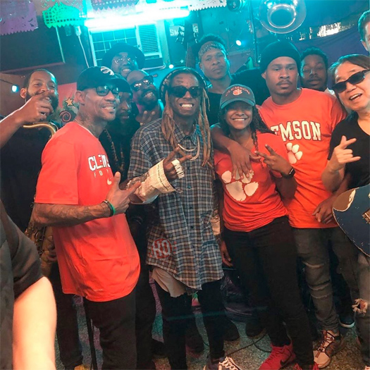 Find Out When Lil Wayne & Poppy H New Single & Music Video Will Premiere On ESPN