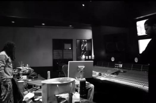 Floyd Mayweather Confirms Tha Carter 5 Season Has Begun, Shows Lil Wayne & Drake In The Studio