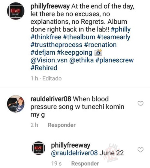 Freeway Reveals When His Blood Pressure Single Featuring Lil Wayne Will Drop