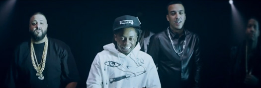 French Montana Gucci Mane Feat Lil Wayne & Rick Ross Music Video