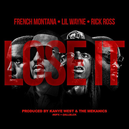 French Montana Announces Lose It Single Featuring Lil Wayne & Rick Ross