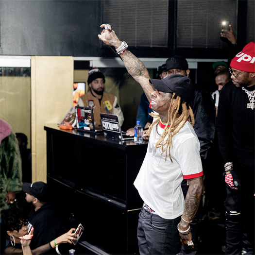 Front Row Footage Of Lil Wayne & 2 Chainz Super Bowl 2018 Live Performance In Minnesota