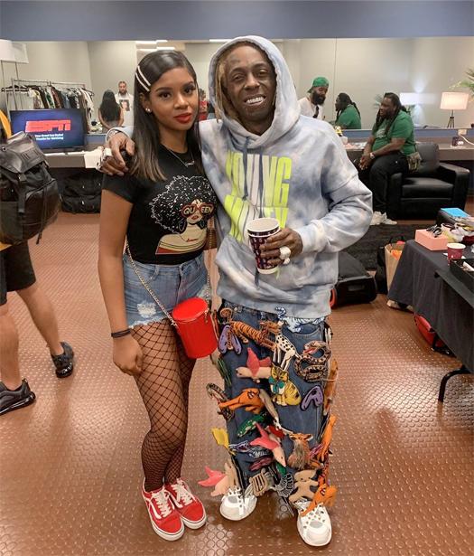 Lil Wayne Velvet