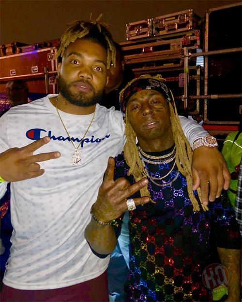 Funkmaster Flex & Big Kap Respect Feat Lil Wayne, BG & Juvenile