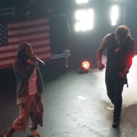 Future & Lil Wayne Perform Karate Chop & Love Me Live At BET Experience