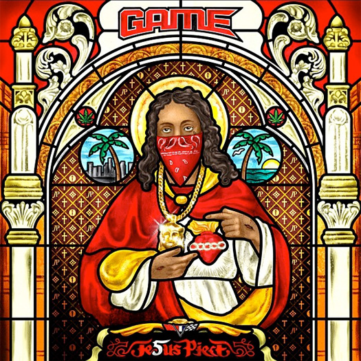 Game Jesus Piece Album Cover