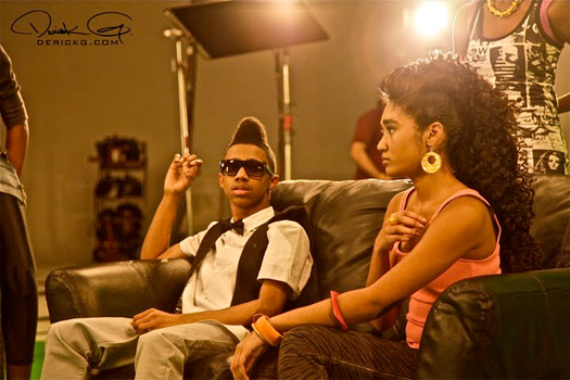 Behind The Scenes For Young Moneys Girl I Got You Music Video