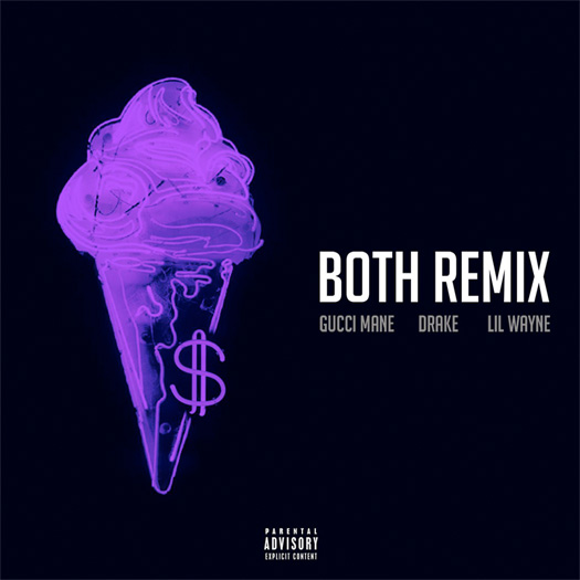 Gucci Mane Both Remix Feat Lil Wayne & Drake