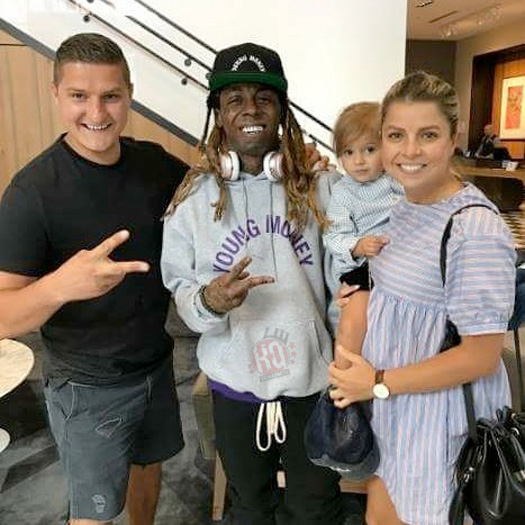 Photographer Gunner Stahl Reveals Lil Wayne Is His Biggest Inspiration