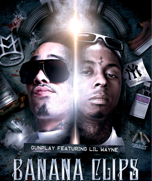 Gunplay Banana Clips Feat Lil Wayne