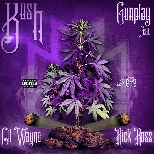 Gunplay Dat Kush Feat Lil Wayne & Rick Ross