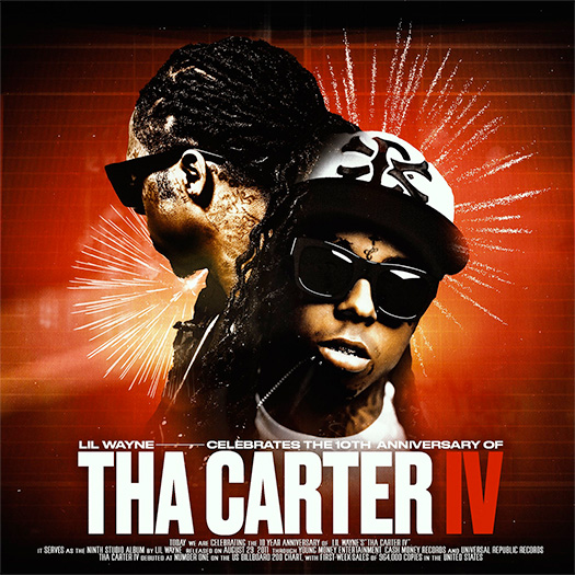 Happy 10 Year Anniversary To Tha Carter 4 - Lil Wayne Releases Complete Edition On DSPs