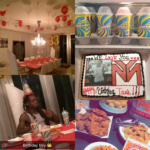 Happy 33rd Birthday Lil Wayne
