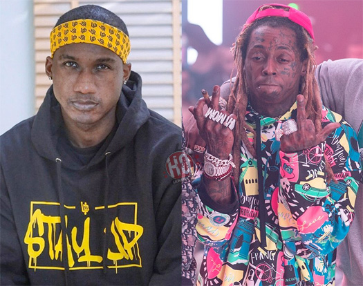 Hopsin Says He Took An L For His Past Hate On Lil Wayne + Calls Him An Amazing Rapper