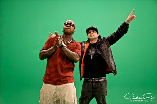 Behind The Scenes Of I Made It aka Cash Money Heroes