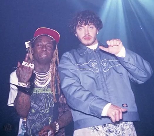 Jack Harlow Speaks On Working With Lil Wayne & Having Moments Together