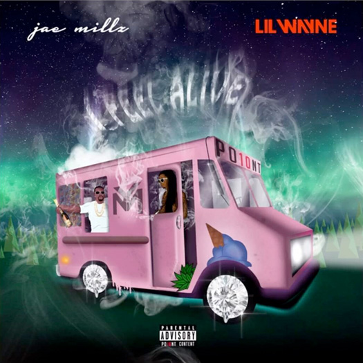 Preview Jae Millz & Lil Wayne I Feel Alive Collaboration