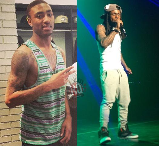 NBA Player James Young Is A Lil Wayne Fan, Talks Attending The Drake vs Lil Wayne Tour