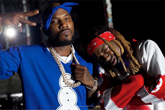 Jeezy Has A Collaboration With Lil Wayne Called Bout That & Shoot A Video