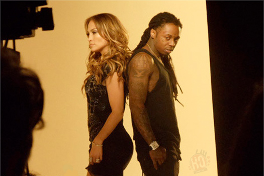 Jennifer Lopez Reveals Lil Wayne Is In Her Top 5 Rappers Of All Time List