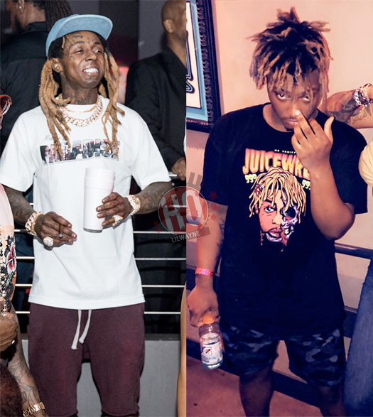 Juice WRLD Wants To Make A Collaboration With Lil Wayne So Bad