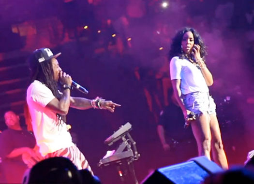 Kelly Rowland Reacts To Hearing Lil Wayne Is Now The Sole Owner Of Young Money, Would Be Down To Collaborate Again