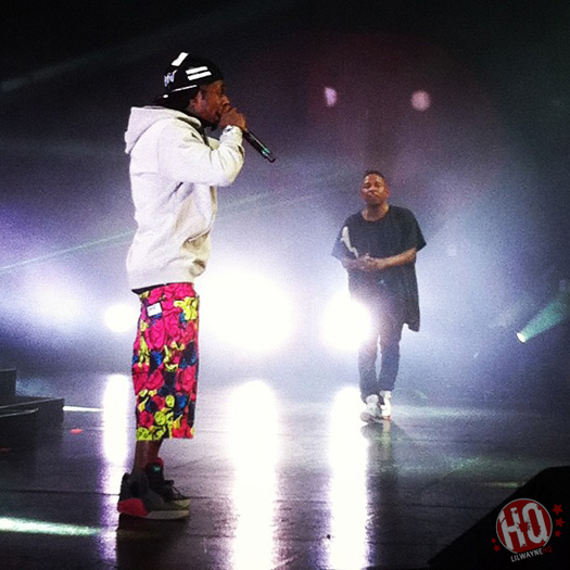 Kendrick Lamar Calls Lil Wayne A Legend & Says What He Has Done For Hip Hop Is Phenomenal