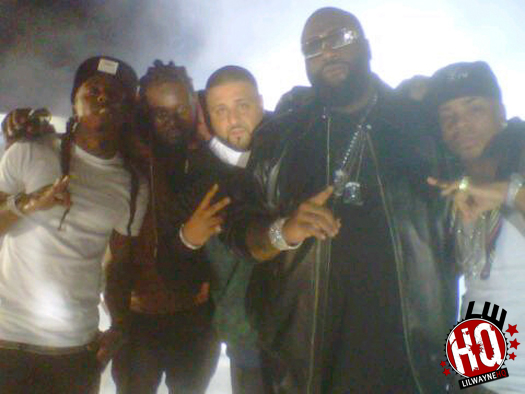 Behind The Scenes Of DJ Khaleds Welcome To My Hood Video Shoot