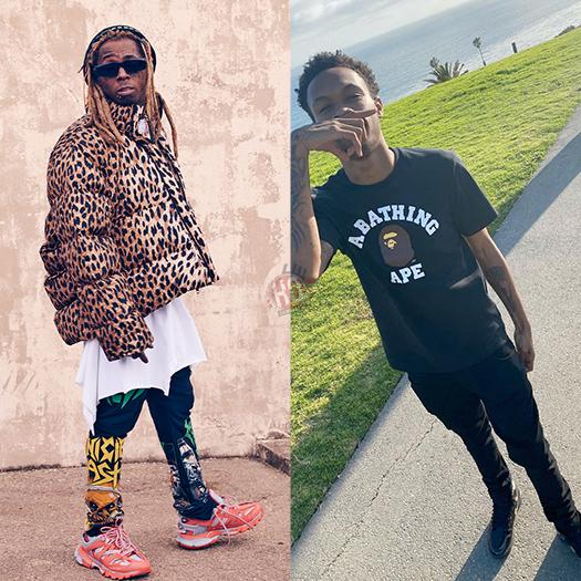 Lil Eazzyy Calls Lil Wayne His Generations GOAT