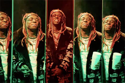 Lil Pump Be Like Me Feat Lil Wayne Music Video
