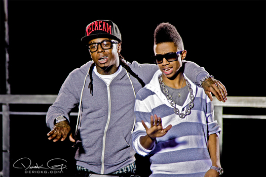 Behind The Scenes Of Lil Twist & Lil Waynes Love Affair
